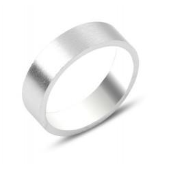 Sidabrinis žiedas matiniu...