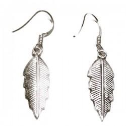 3,8 cm sidabriniai auskarai...