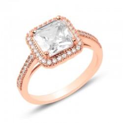 Paauksuotas sidabro žiedas...