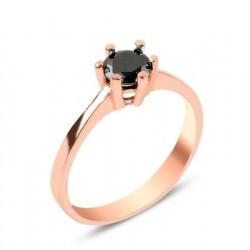 Žiedas padengtas auksu...