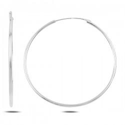 4,5cm sidabrinės rinkutės